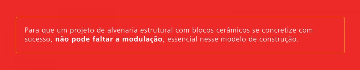 Por que executar a alvenaria estrutural com blocos cerâmicos