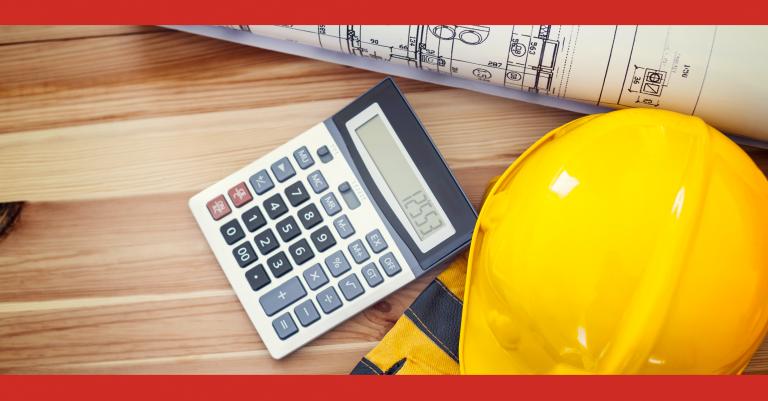 Como calcular quantidade de material de construção necessário em um projeto residencial?