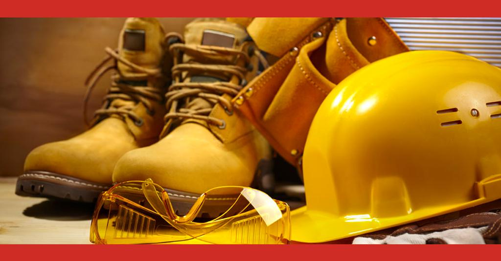 Segurança do trabalho: você sabe quais são os EPI's obrigatórios na execução de uma obra?